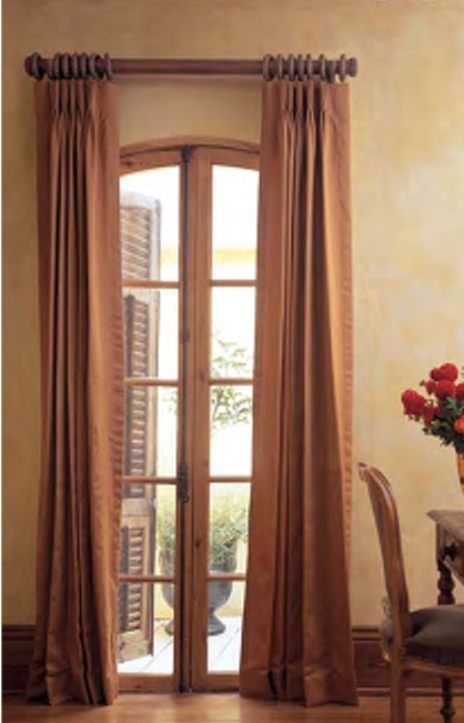 Curtain Rod Placement Example 7