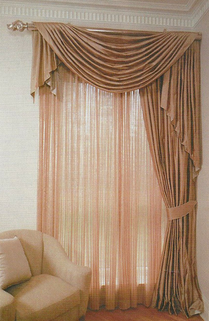 curtain rod placement example 9