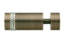 Dark Copper Finials CFN4-DC
