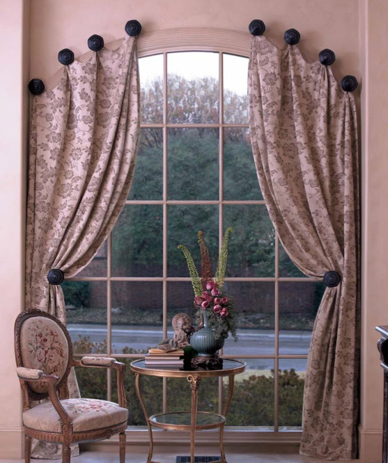 Curtain Rod Ideas & Inspirations by Drapery Curtain Rods