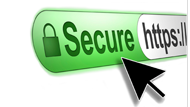 When you checkout on DraperyCurtainRods.ca your private information is protected with world class ssl encryption technology . Check out our https protected urls when you checkout.