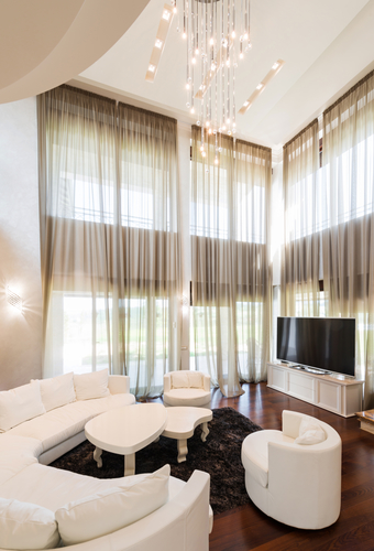 Curtain Rods and Curtain Tracks: What you Need to Know