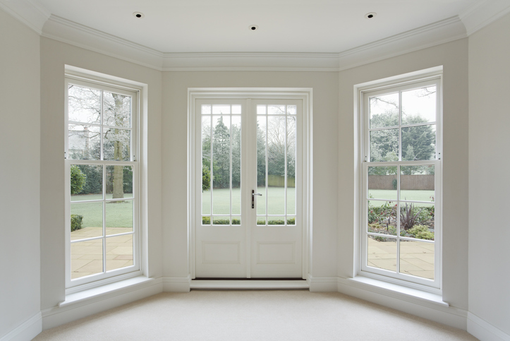 Top Seven Window Treatments for French Doors