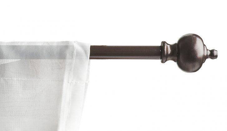 classic curtain rod